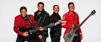 The Jacksons se apresentam pela primeira vez no Espaço das Américas 16 Março