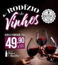 Bistrô 558 promove rodízio de vinhos