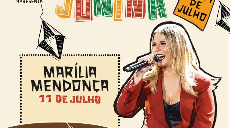 Marilia Mendonça – 11 Julho no Villa Country