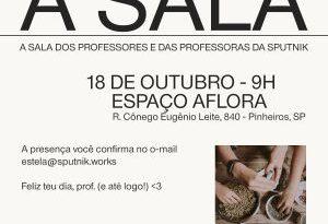 Evento reunirá professores para comemorar a data que os homenageia