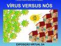 Exposição virtual de Cartuns – Vírus versus nós
