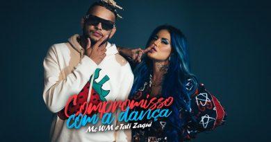 Colecionadora de Sucessos!Tati Zaqui lança 'Compromisso Com a Dança'