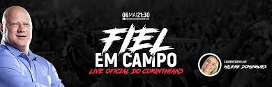 Corinthians realiza lives solidárias na Arena Corinthians com apresentação de Ronaldo Giovanelli