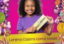 """A atriz Lorena Castro dará vida a personagem Violet Beaugard em """"Charlies e a Fantástica Fábrica de Chocolate – O Musical"""""""