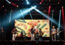 Banda  Rastapé em seu primeiro show presencial no Allianz Park –  formato Drive In