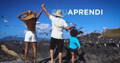 """Campanha """"Eu aprendi"""": Costa do Sol do Rio de Janeiro realiza ação institucional voltada para o turismo e a conscientização ambiental"""