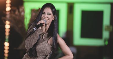"""Allana Macedo aparece no """"TOP 10"""" de cantoras sertanejas mais ouvidas no Spotify"""
