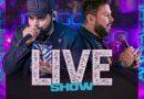 Diego e Arnaldo iniciam ano com EP4 de LIVE SHOW