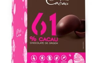 Espírito Cacau lança linha de Ovos de Páscoa com seus chocolates clássicos