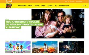 Geek Rock lança portal na TV Gazeta com muitas novidades