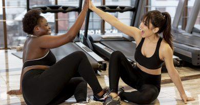 Quem manda no mundo Fitness?