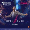 Dilsinho apresenta projeto Open House em única apresentação no Espaço das Américas
