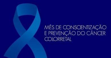 Março Azul-marinho: câncer colorretal é o segundo tipo de câncer mais comum em mulheres e em homens na região sudeste