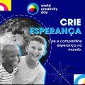 VRS participa do Dia Mundial da Criatividade (World Creativity Day) comemorado em 21 de abril