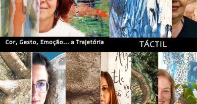 'ARTE CONTEMPORANEA FEMININA' REÚNE 5 MOSTRAS INDIVIDUAIS DE 5 MULHERES EM 5 SALAS AO MESMO TEMPO